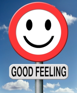 Good Feeling stopp sign