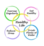 The circles that lead to wellness